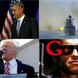 Thế giới 24h: Ông Trump và bà Hillary đấu khẩu nảy lửa, vua Thái Lan lâm trọng bệnh