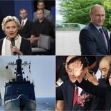 """Thế giới 24h: 50% người Mỹ gốc Việt ủng hộ bà Clinton, thỏa thuận """"Dòng chảy Thổ Nhĩ Kì"""" được kí"""