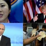 Thế giới 24h: 2/3 dân Nga muốn ông Putin làm tiếp tổng thống, Ấn Độ náo loạn vì đổi tiền
