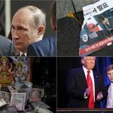 """Thế giới 24h: Tổng thống Park bị kết luận """"đồng lõa"""", bà Melania Trump sẽ không ở Nhà Trắng"""
