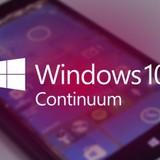 Windows 10 Phone sẽ biến điện thoại thành máy tính