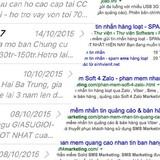 Nhộn nhịp thị trường phần mềm spam