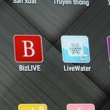 BizLIVE chính thức ra mắt ứng dụng trên smartphone