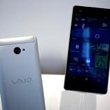 [Ảnh] Chiêm ngưỡng mẫu smartphone mới tuyệt đẹp của Vaio