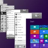 Sau 20 năm, nút Start của Windows thay đổi thế nào?