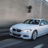 BMW ra mắt mẫu 330e 2017 với công nghệ từ i8