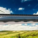 Tàu siêu tốc 1200km/h của ông chủ Tesla sắp được xây dựng