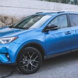 """Toyota RAV 4 SE với nâng cấp thể thao cùng giá bán """"không tưởng"""""""