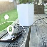 Người dùng sắp có thể sạc điện thoại từ cây