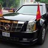 Công nghệ 24h: Đoàn xe của Tổng thống Hoa Kỳ gồm những xe gì?