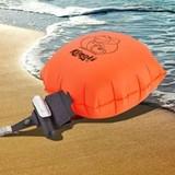 Xem thiết bị cứu sống người gặp nguy hiểm dưới nước tiện hơn áo phao