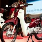 Công nghệ 24h : Super Dream 110 là xe máy ế nhất 2015 của Honda