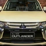 Công nghệ 24h: Cạnh tranh với CR-V, Mitsubishi Outlander sẽ về vào tháng 7