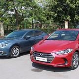 Công nghệ 24h: Hyundai Elantra 2016 lấy gì để vượt qua Mazda3?