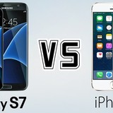 Galaxy S7 chịu nước không tốt bằng iPhone 7