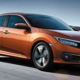 Honda Civic có thêm phiên bản động cơ 1.0 tại thị trường Trung Quốc