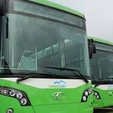 Trải nghiệm xe buýt nhanh BRT tại Hà Nội trong ngày đầu năm 2017