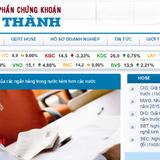 Cho khách mua khống cổ phiếu, chứng khoán Việt Thành bị phạt 100 triệu đồng