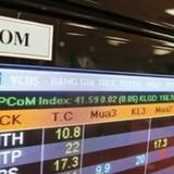 UPCoM 18/9: Tài nguyên Masan tiếp tục giữ ngôi vương thanh khoản