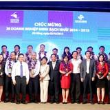 HNX công bố danh sách 40 doanh nghiệp minh bạch thông tin