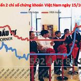 Chứng khoán chiều 15/10: SHB thỏa thuận gần 70 tỷ đồng trước ngày họp bàn sáp nhập với Vinaconex-Viettel