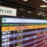 Làn sóng lên sàn UPCoM vẫn tiếp tục sôi động