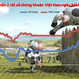 Chứng khoán chiều 3/11: VN-Index tăng 9 điểm, cả thị trường nhìn vào VNM, BVH, FPT