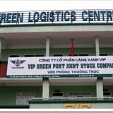 Viconship sẽ mua lại cổ phần của VIP tại VIP Green Port?