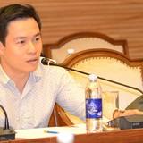 """""""VN-Index có thể trở lại vùng 610 trong quý I, quý II/2016"""""""