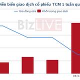 """[Cổ phiếu nổi bật tuần] TCM - Sự """"nổi giận"""" của thị trường với một cổ phiếu đầu ngành"""
