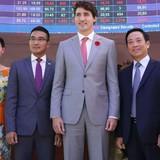 Chứng khoán 24h: Tăng điểm ngày Thủ tướng Canada đánh cồng tại HOSE