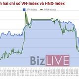 Chứng khoán chiều 14/11: VRE thể hiện vị thế cổ phiếu lớn