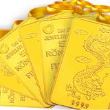 Vàng đang về mốc 1.000 USD/oz?