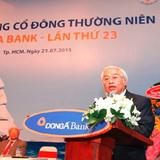 Soi tài chính DongABank trong thời gian bị thanh tra
