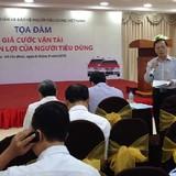 Kinh hoàng giá cước vận tải Việt Nam so với thế giới