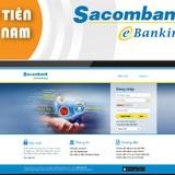 Tính năng mới đầu tiên tại Việt Nam trên Internet Banking Sacombank