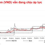 HSBC: VND vẫn đang chịu áp lực lớn