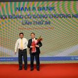 Ông Nguyễn Quốc Toàn trở lại vị trí Chủ tịch HĐQT NamABank
