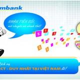 Ngân hàng duy nhất tại Việt Nam thực hiện chuyển tiền đến thẻ Visa