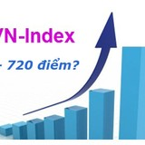 VN-Index cuối năm 2016: 630 hay 720 điểm?