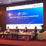 """3 năm nữa chứng khoán Việt liệu có thành """"Thị trường mới nổi""""?"""