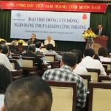 ĐHĐCĐ Saigonbank: Bầu thêm 03 thành viên HĐQT