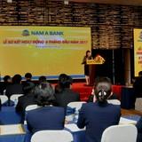 6 tháng đầu năm 2017, cho vay của NamABank tăng 17%