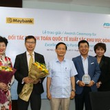ABBANK trở thành ngân hàng Thanh toán xuất sắc khu vực Đông Nam Á 2016