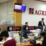 Agribank tăng tín dụng 12% trong 9 tháng đầu năm 2017