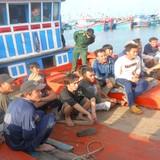 Ngư dân tố bị kiểm ngư Trung Quốc cướp gần Hoàng Sa
