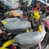 Đăng ký xe máy điện: Hớt hải, hoang mang vì... cái bàn đạp