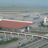 Đề xuất xây thêm đường cất hạ cánh ở sân bay Nội Bài