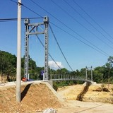 Báo cáo Thủ tướng vụ xây cầu treo tiền tỷ để phục vụ 2 hộ dân