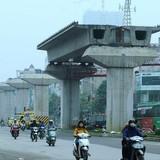 Chính phủ chỉ đạo thúc tiến độ các dự án đường sắt đô thị Hà Nội